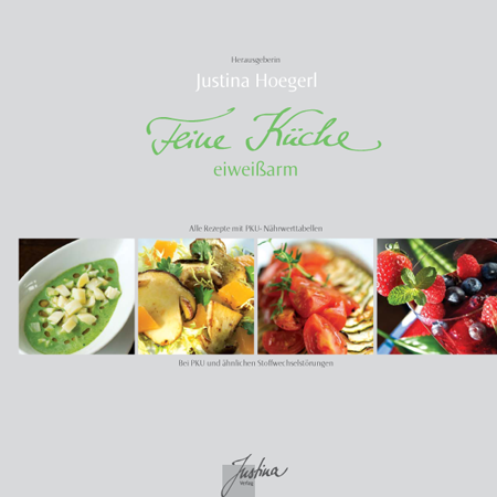 "Cookbook ""Feine Küche"" (German)"