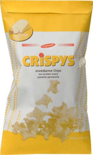 crispys Cheese & Onion