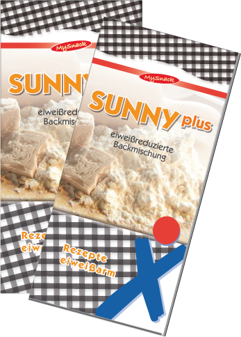 Recipes SUNNY plus