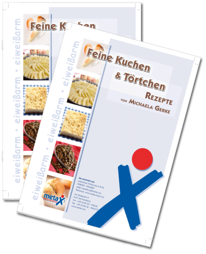 Recipes Feine Kuchen und Törtchen (Fine cakes and tartlets)