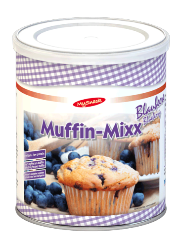 Muffin-Mixx Blueberry