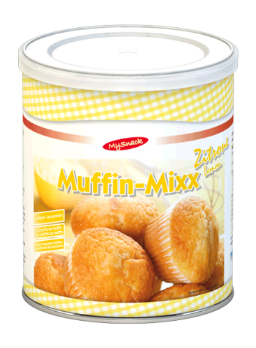 Muffin-Mixx Lemon