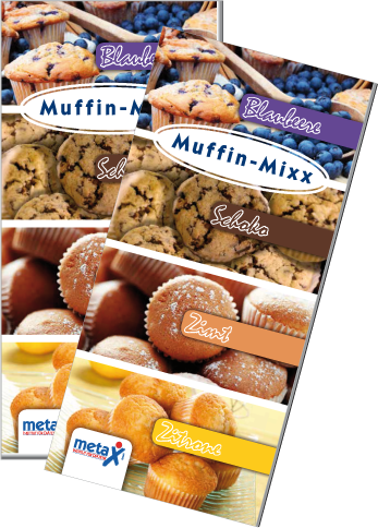 Recipes Muffin-Mixx