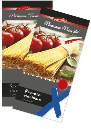 Recipes Premium Pasta plus